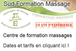 Centre de formation massage